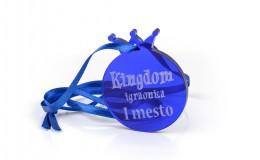 Kingdom medalja laser