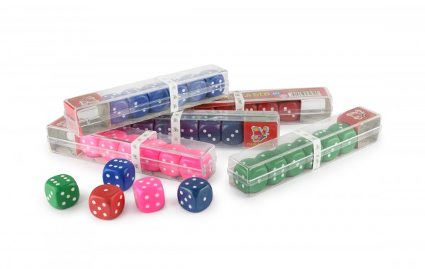 Dices for YAMB 6/1 plastic box