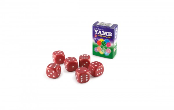 Dices for YAMB 6/1 carton box