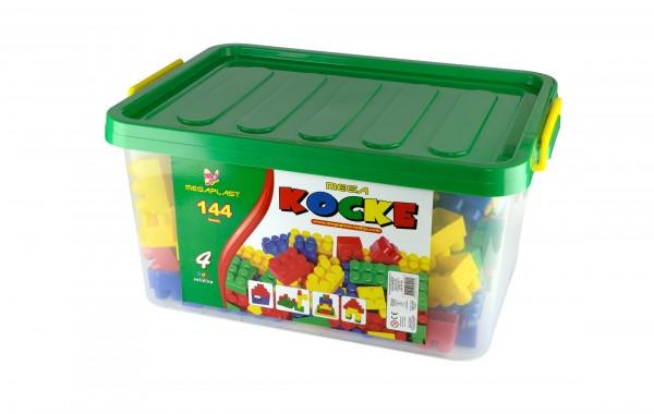 Mega cube – box 144