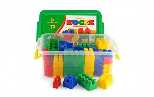 Mega cube – box 72