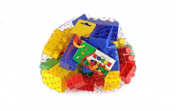 Mega cube – net 36