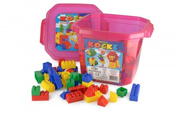 Mega cube S – plastic box 140