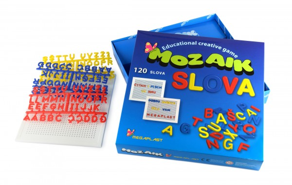 Mosaic letters