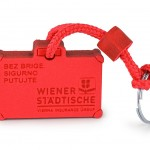 Wiener privezak laser