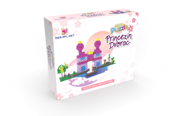 Mega Puzzle – Princes castle